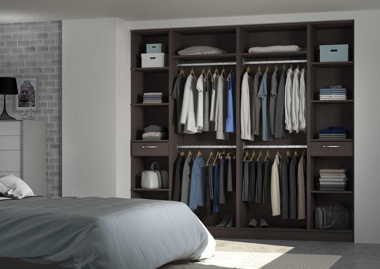 prix placard sur mesure abordable pour notre habitation. Black Bedroom Furniture Sets. Home Design Ideas
