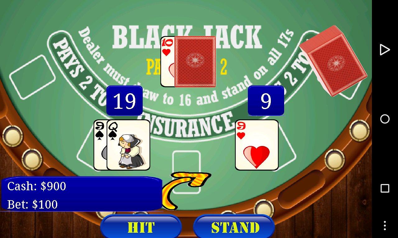 blackjack comment gagner un système de jeu de casino