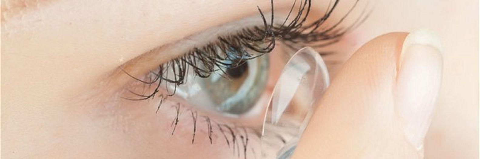 Lentilles de contact : pratiques pour certaines choses, inconfortables pour d'autres